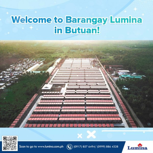 Welcome to Lumina Butuan