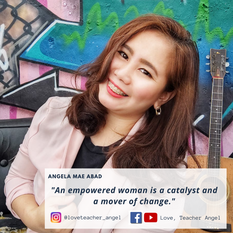 Lumina Homes Interview with Angela Mae Abad of Love, Teacher Angel